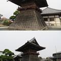 Photos: 徳願寺(市川市本行徳)鐘楼