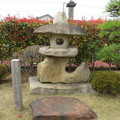 Photos: 徳願寺(市川市本行徳)石灯籠
