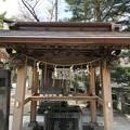 松戸神社(千葉県)手水舎