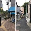平塚城跡(北区)上中里駅前