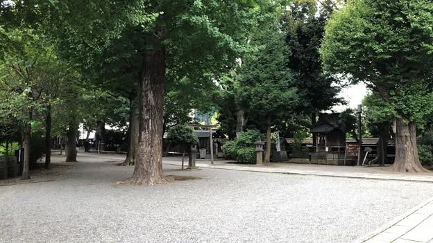 平塚神社/平塚城跡(北区)境内