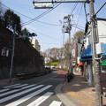 写真: 12.04.10.平塚城跡(北区)蝉坂