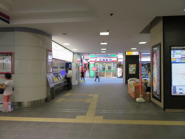 京王線笹塚駅北口(渋谷区笹塚)