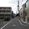 渋谷区笹塚・世田谷区北沢区界