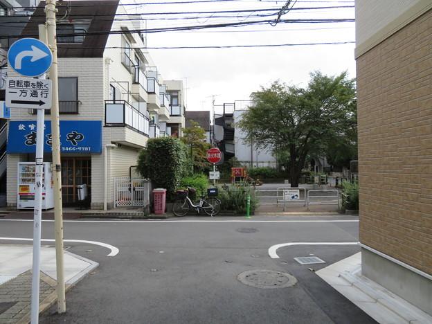 2000ねん公園(世田谷区北沢)