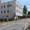 レストランマチエール前・秩父鉄道踏切(秩父市)