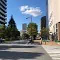 Photos: JR埼京線北与野駅(さいたま市中央区)北口ロータリー出口