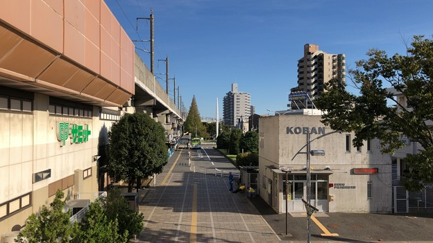 JR戸田公園駅(戸田市)西口南