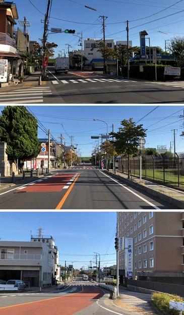 戸田市本町~川岸町(埼玉県)