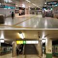 写真: 大宮駅北改札~JR埼京線ホーム(さいたま市大宮区)