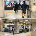 JR渋谷駅ハチ公口(渋谷区)