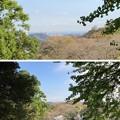 Photos: 安針塚前より(按針塚。横須賀市 県立塚山公園)