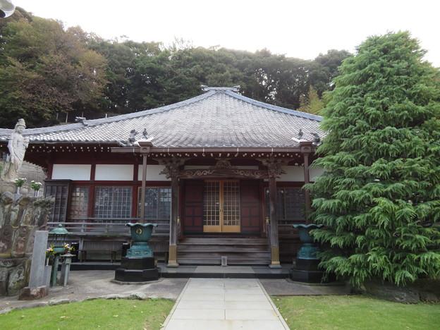 信楽寺(横須賀市)本堂