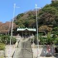 浦賀城/叶神社(横須賀市)拝殿