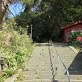 浦賀城/叶神社(横須賀市)惠仁志坂