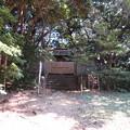 浦賀城/叶神社(横須賀市)本郭・本社(奥の院)
