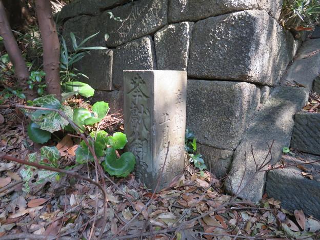浦賀城/叶神社(横須賀市)本社(奥の院)前