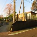 写真: 蘆名氏館(横須賀市)西角