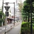 写真: JR埼京線北与野駅(さいたま市中央区)南口~東の道