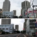 Photos: JR埼京線北与野駅(さいたま市中央区)南口~中山道 赤山通り交差点