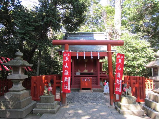 鶴岡八幡宮(鎌倉市)丸山稲荷神社