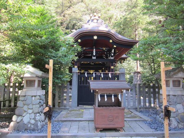 鶴岡八幡宮(鎌倉市)白旗神社拝殿