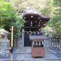 Photos: 鶴岡八幡宮(鎌倉市)白旗神社拝殿
