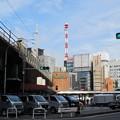 Photos: 12.09.27.JR新橋駅 烏森口 汐留方面(東京都港区)