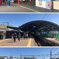 写真: 小田急江ノ島線 片瀬江ノ島駅(藤沢市)