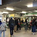 江ノ電鎌倉駅改札(神奈川県鎌倉市)