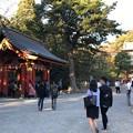 鶴岡八幡宮(鎌倉市)手水舎