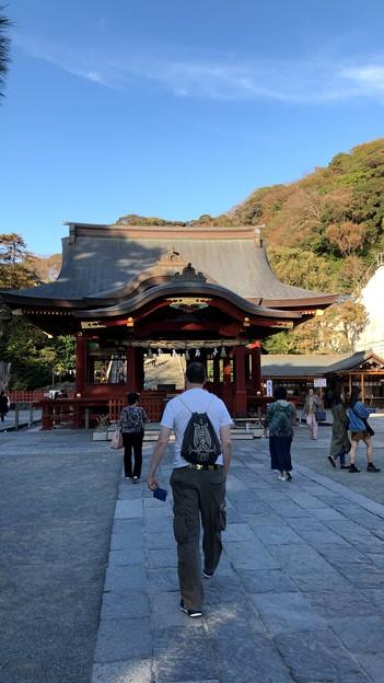 Photos: 鶴岡八幡宮(鎌倉市)舞殿