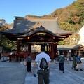 鶴岡八幡宮(鎌倉市)舞殿
