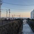 Photos: 江ノ電 七里ヶ浜駅前より(鎌倉市)