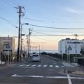 Photos: 七里ガ浜高校前踏切より(鎌倉市)相模湾