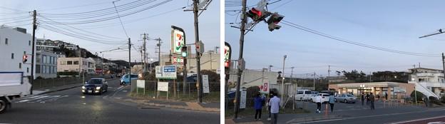 セブンイレブン鎌倉七里ガ浜店(鎌倉市)