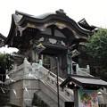 写真: 湯島天満宮(文京区)夫婦坂