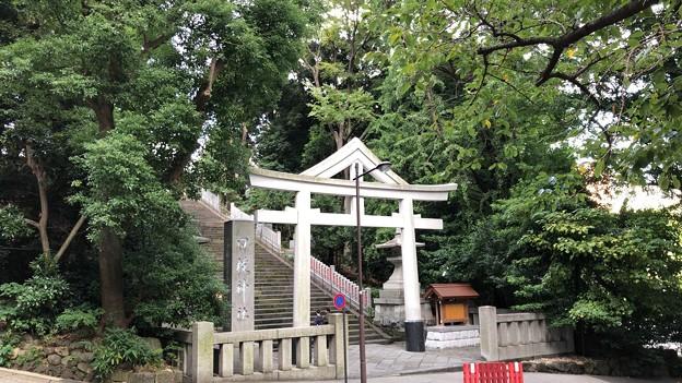 山王日枝神社(千代田区永田町)男坂