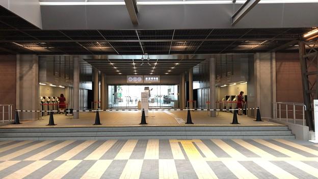 鉄道博物館(大宮区)開館前