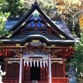 三峯神社(秩父市)摂末社