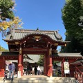 Photos: 秩父神社(秩父市)神門