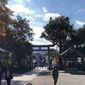 Photos: 秩父神社(秩父市)大鳥居
