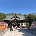 Photos: 秩父神社(秩父市)社殿