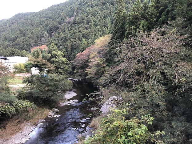 名栗渓谷(東方。飯能市)