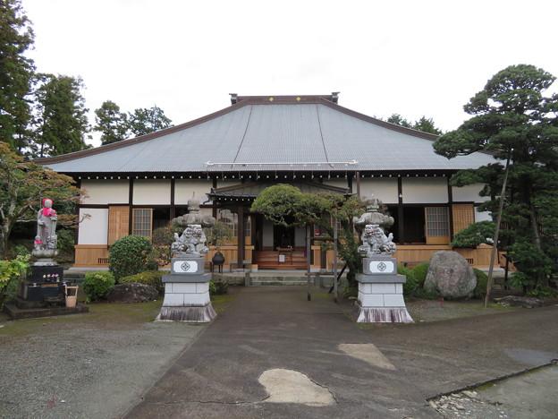 蔵林寺(秦野市)本堂