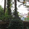 城前寺(小田原市)曽我十郎・五郎兄弟墓