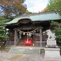 宗我神社(小田原市)拝殿