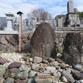 Photos: 法蓮寺(小田原市)満江御前墓