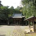 入生田山神神社(小田原市)拝殿