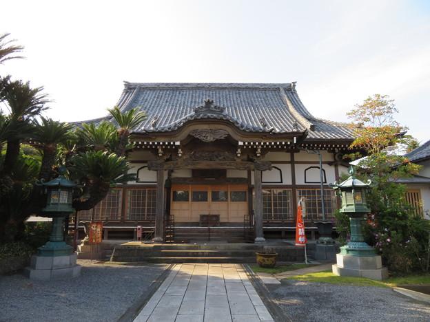 最誓寺(伊東市)本堂